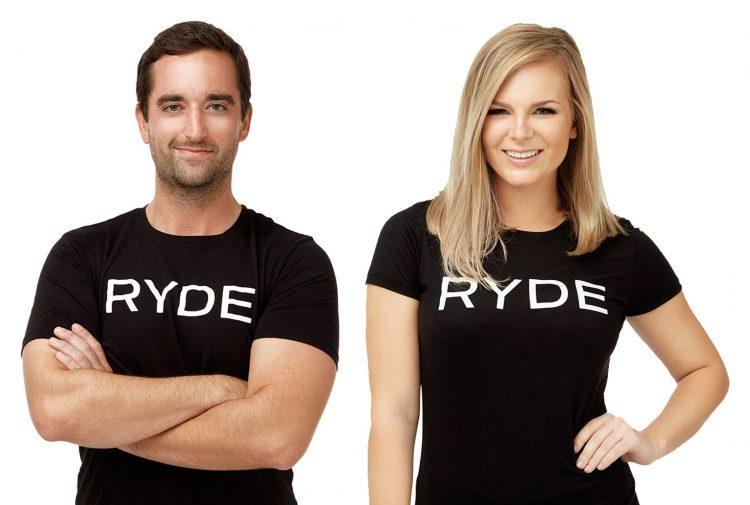 RYDE indoor cycling in Houston Texas hiring customer service staff